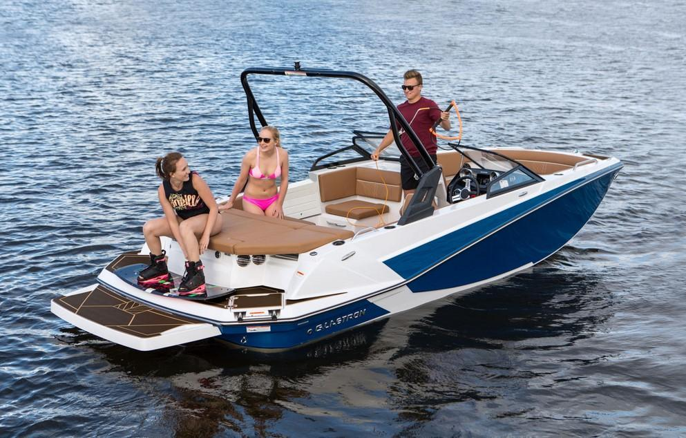 Exterior Glastron GTD 205 New Boat