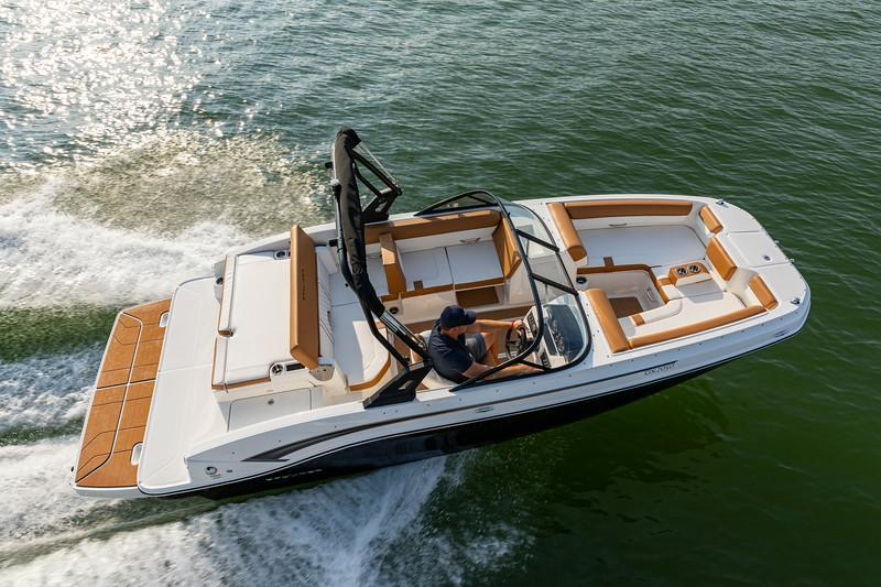 Exterior Bayliner DX2050 New Boat