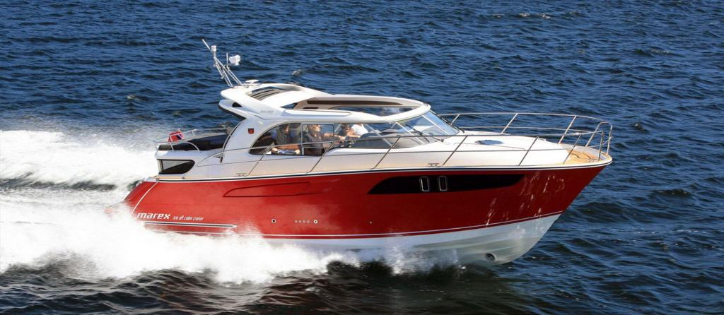 Exterior Boarncruiser 320 Aft Cabin Cruiser New Boat