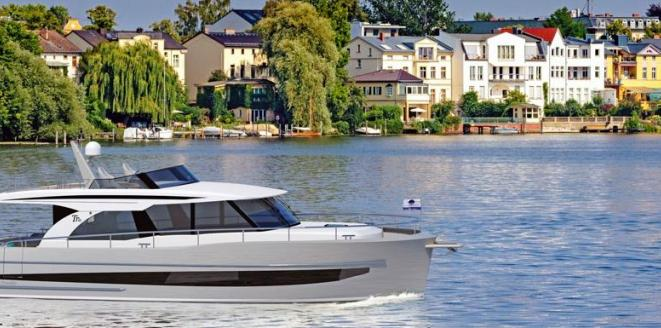 Boarncruiser 43 Traveller Sedan Flydeck New boat