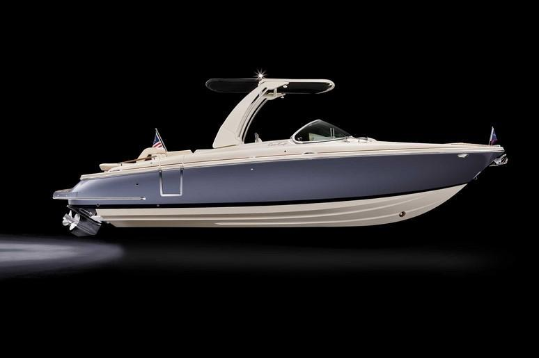 Aussenansicht Chris Craft Launch 28 GT Neuboot