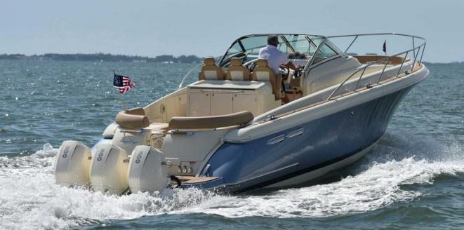 Chris Craft Launch 38 GT New boat
