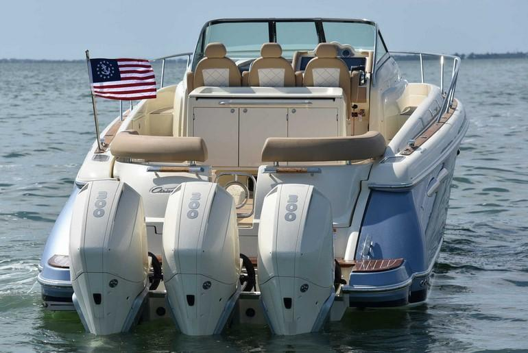 Exterior Chris Craft Launch 38 GT New Boat