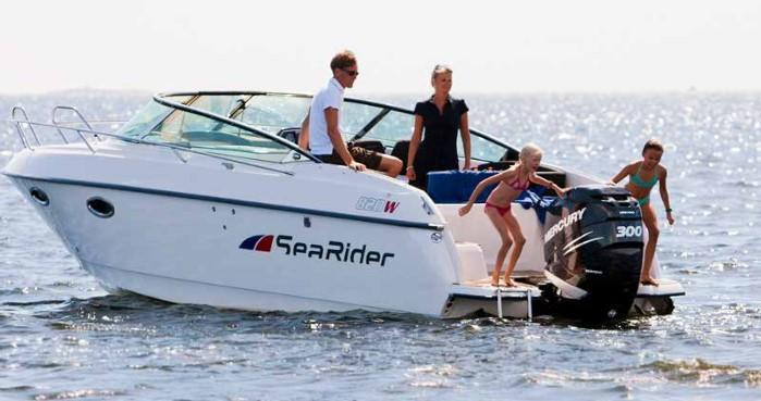 Exterior Nidelv Searider 820W New Boat