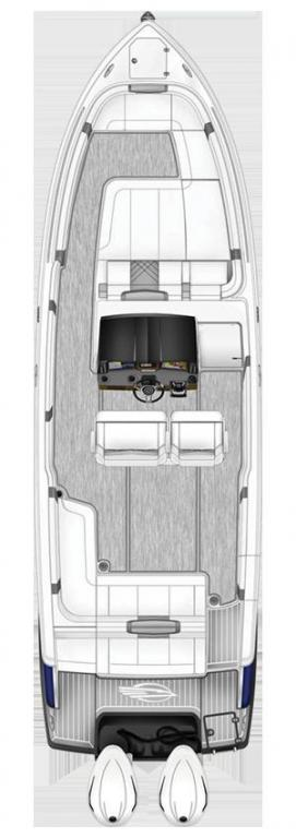 Layout Chaparral 300 OSX