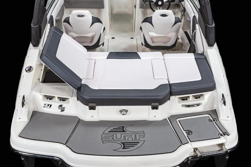 Exterior Chaparral 21 SURF New Boat