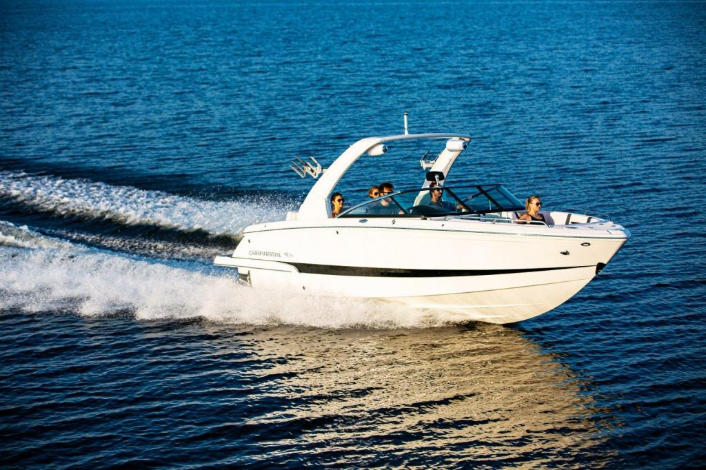 Exterior Chaparral 25 SURF New Boat