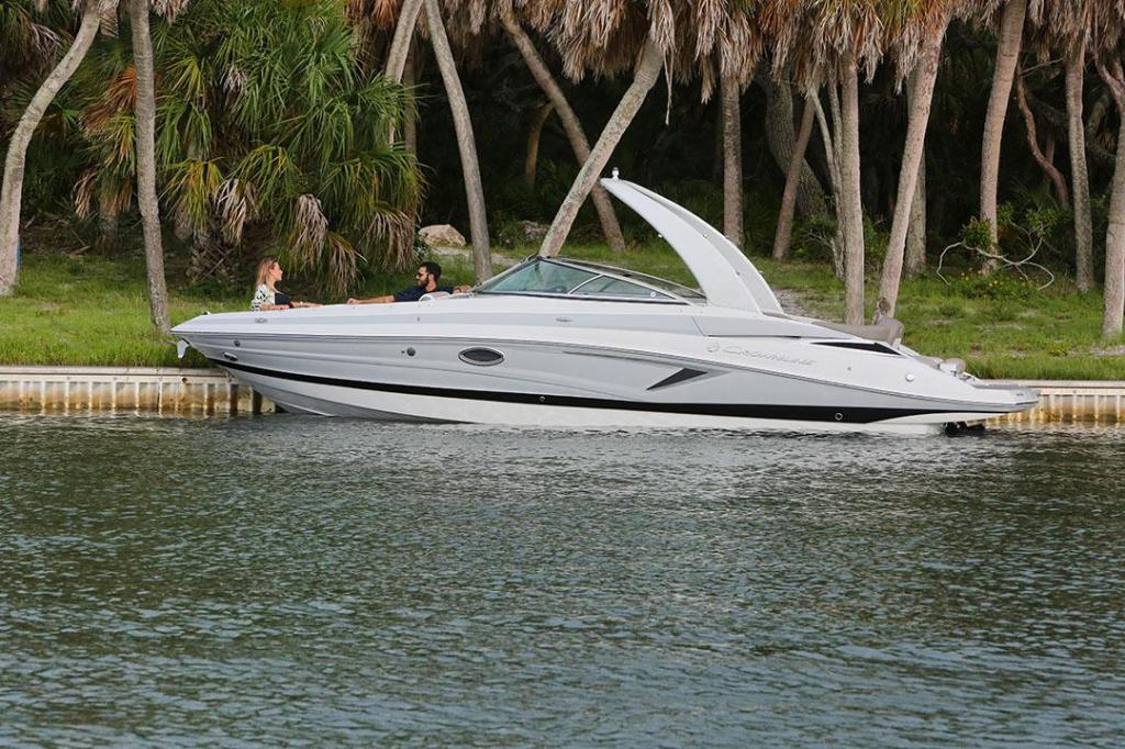 Exterior Crownline Bowrider 280 SS New Boat