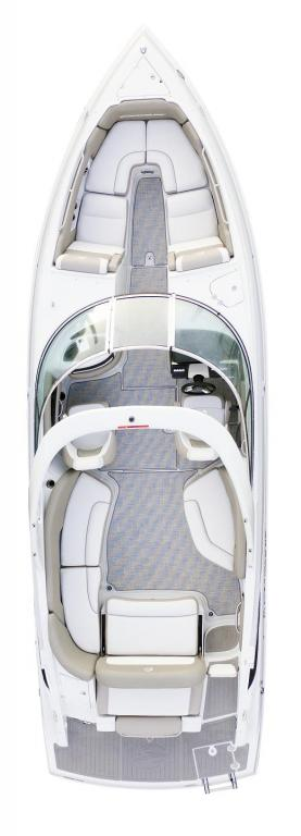 Layout Crownline Bowrider 280 SS