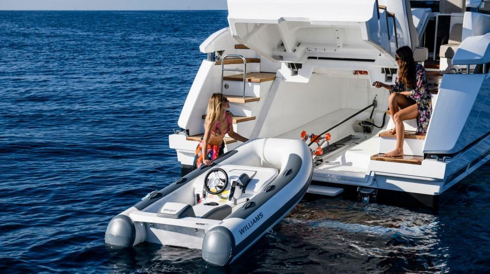 Exterior Fairline Targa 45 Open New Boat