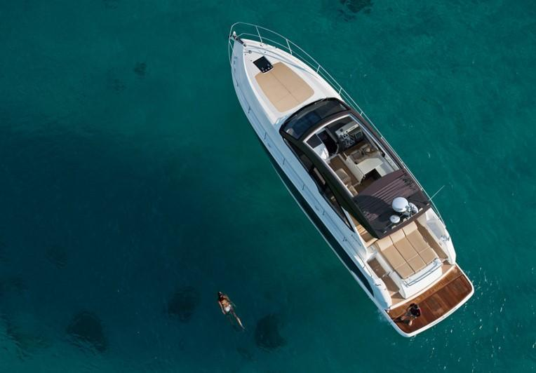 Exterior Fairline Targa 50 Open New Boat