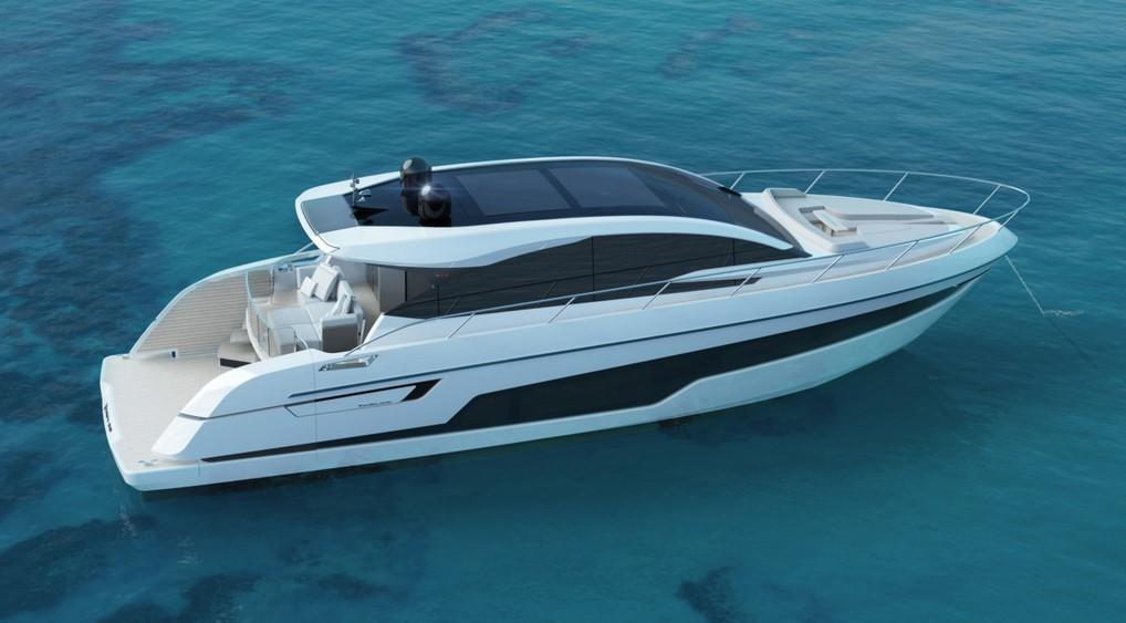 Exterior Fairline Targa 58 GTB New Boat