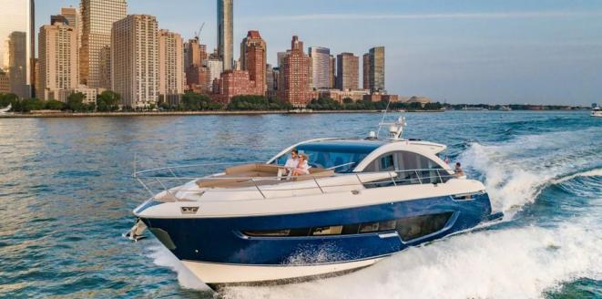 Fairline Targa 65 GT Neuboot