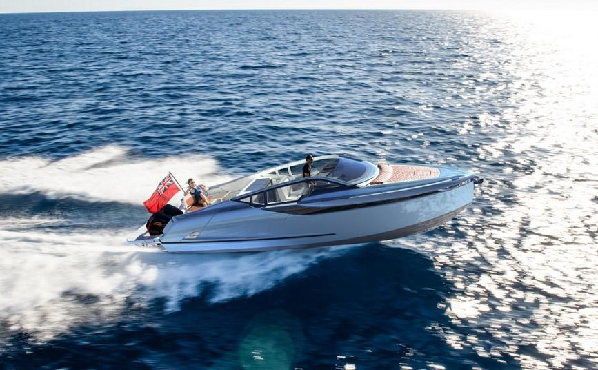 Exterior Fairline Fairline 33 Outboard New Boat