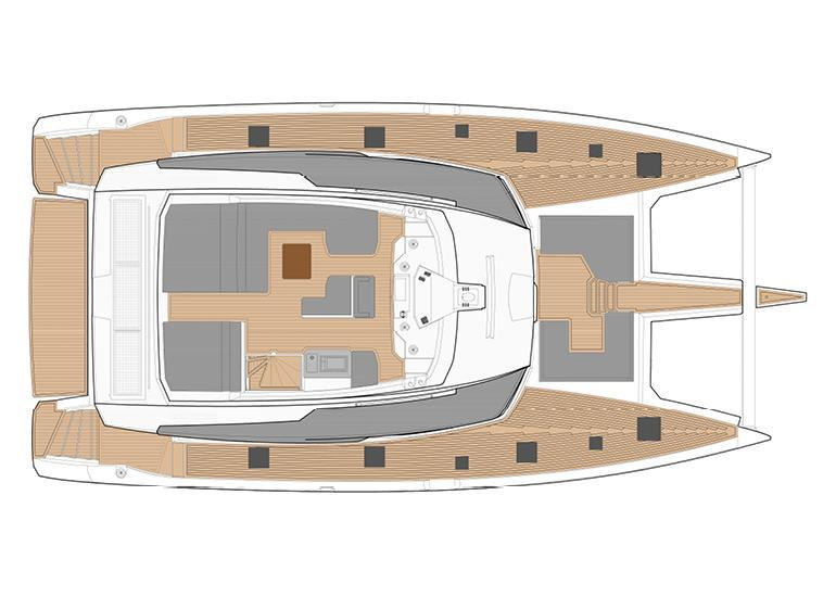 Layout Fountaine Pajot New 59