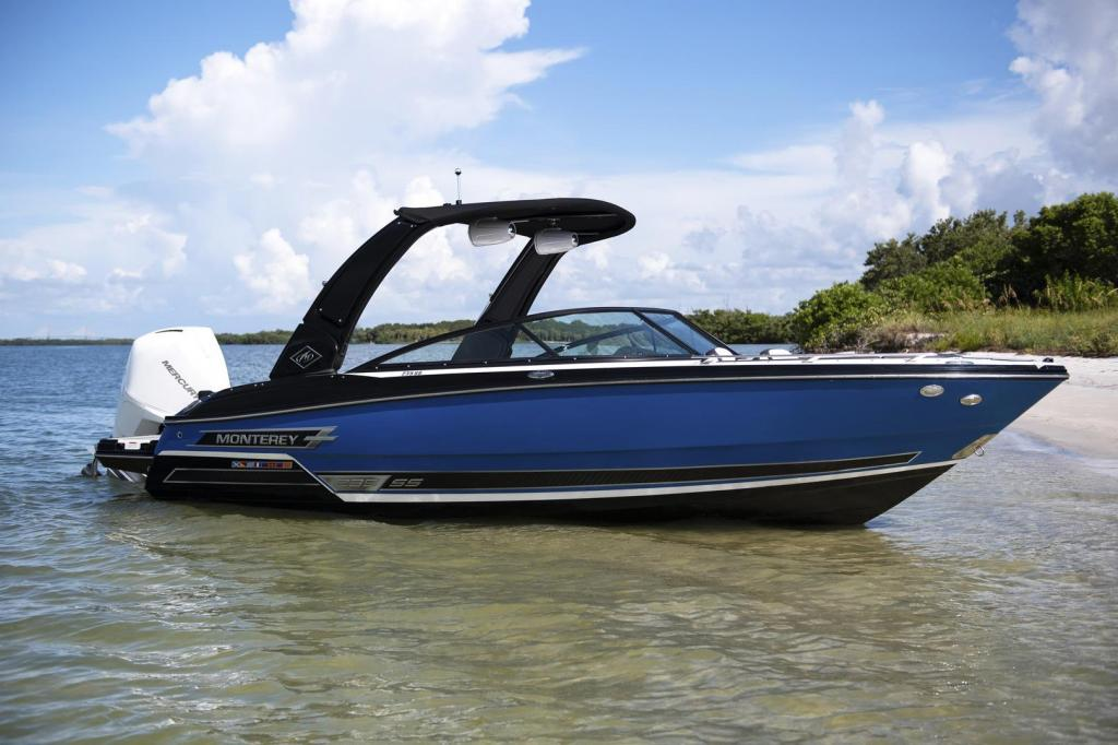 Exterior Monterey 235 SS New Boat