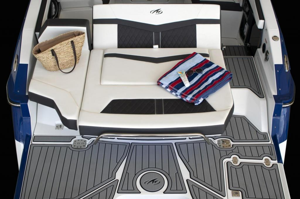 Exterior Monterey 275 SS New Boat