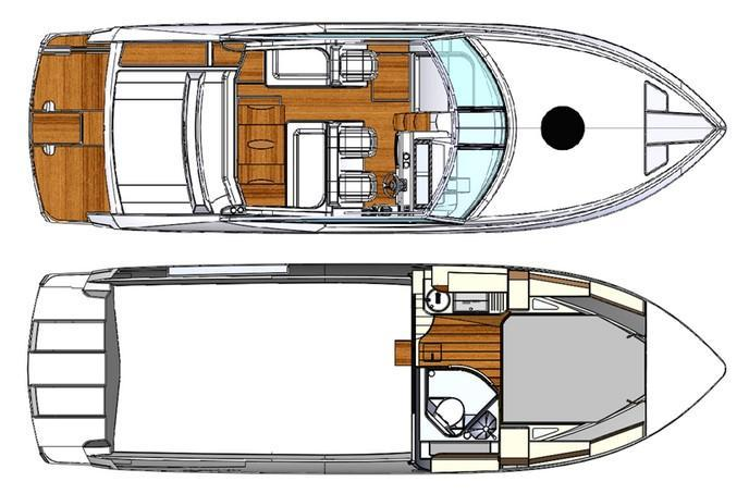 Layout Windy 32 Grand Zonda