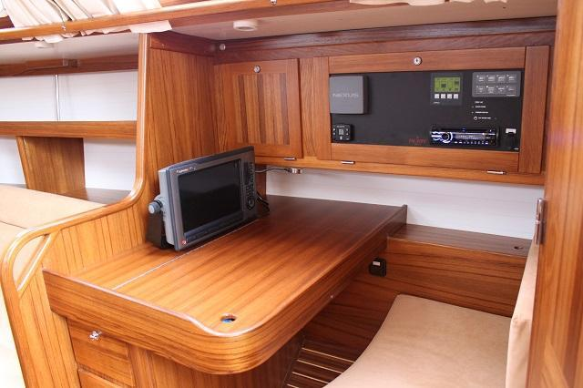Exterior Faurby 400 New Boat
