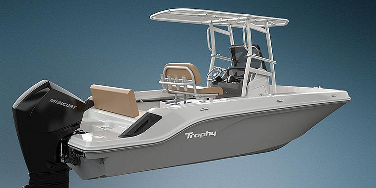 Exterior Bayliner T20 CX New Boat