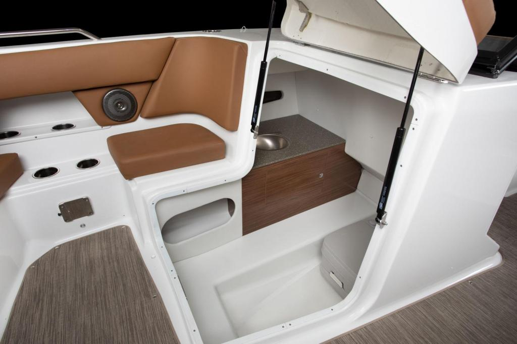Exterior Glastron GTD 240 New Boat