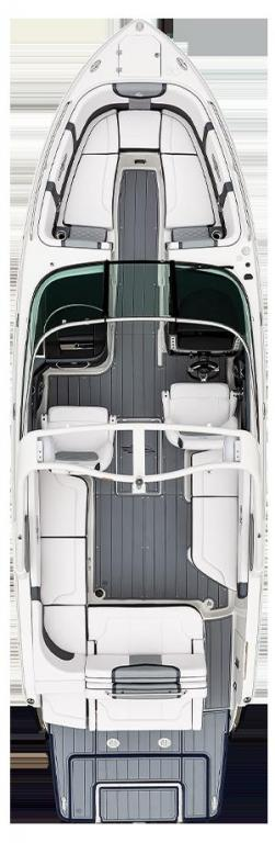 Layout Chaparral 30 Surf