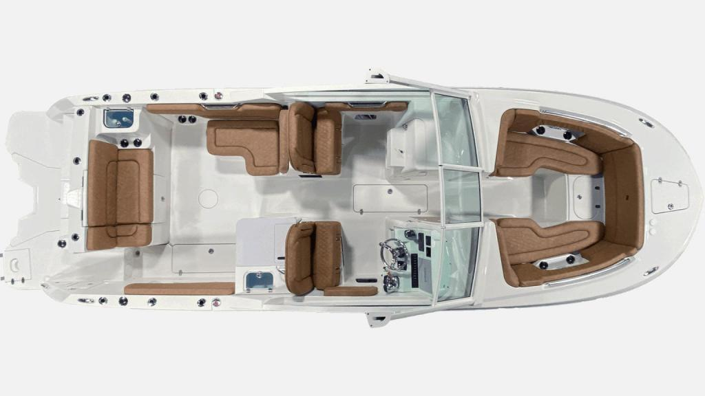 Layout Stingray 269 DC
