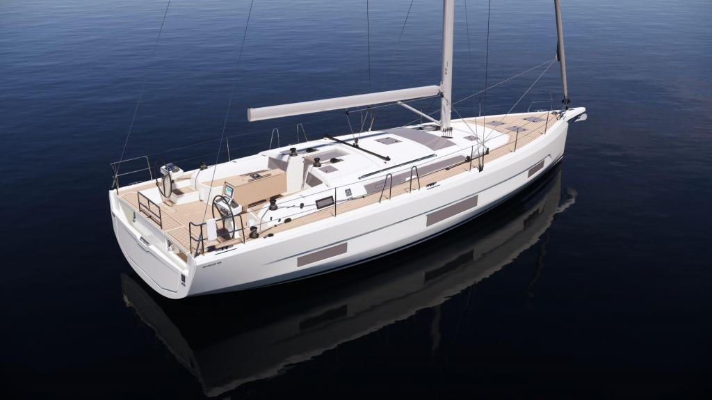 Exterior Dufour 470 Grand Large New Boat
