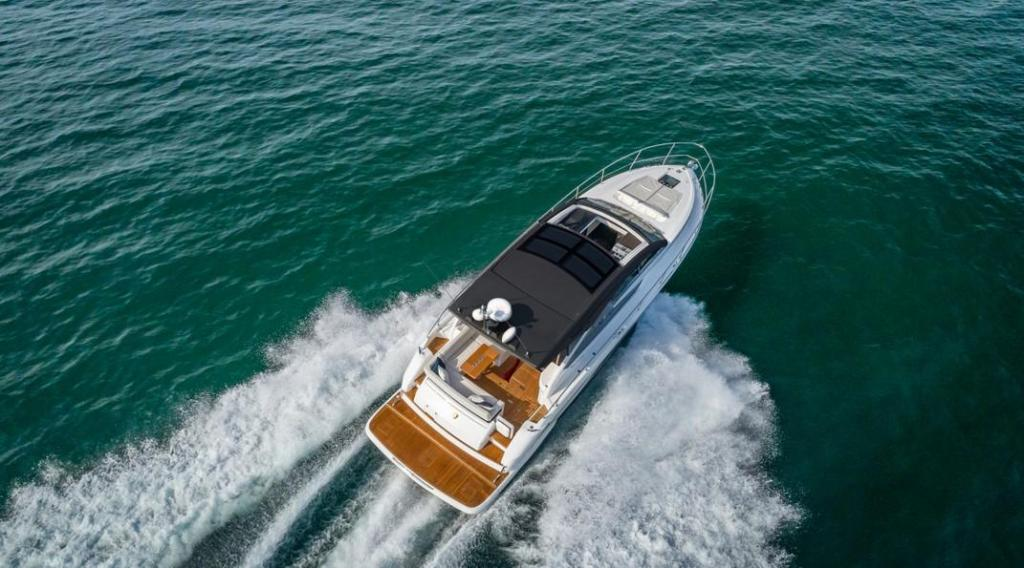 Exterior Fairline 50 GT New Boat