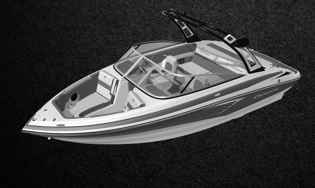 Exterior Crownline 210 SS New Boat