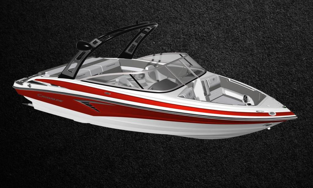 Exterior Crownline 220 SS New Boat