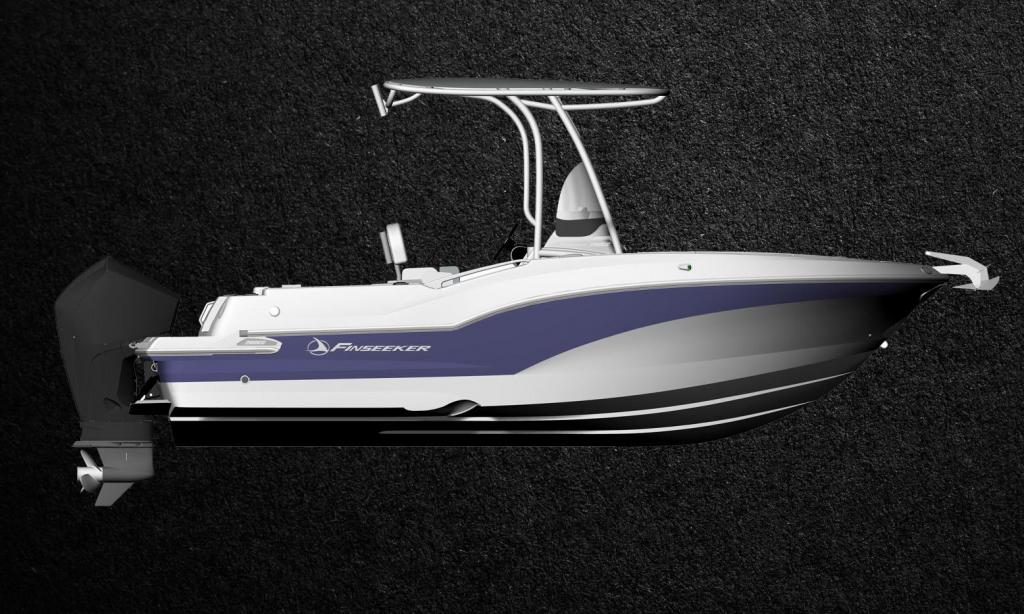 Exterior Crownline 200 CC Finseeker New Boat
