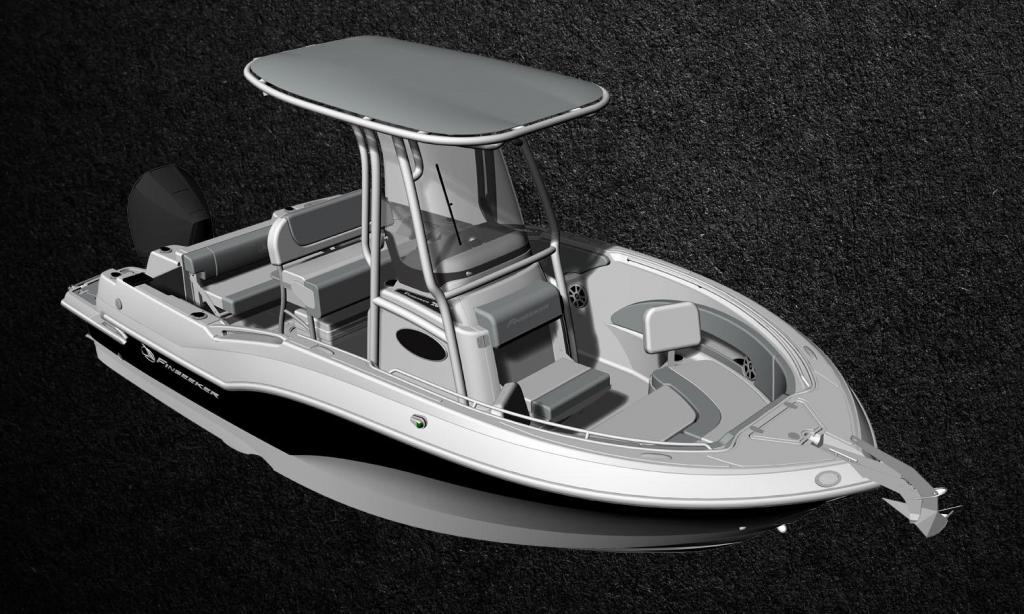 Exterior Crownline 206 CC Finseeker New Boat