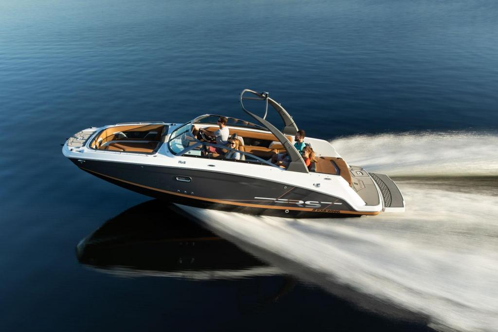Exterior Four Winns HD5 RS New Boat