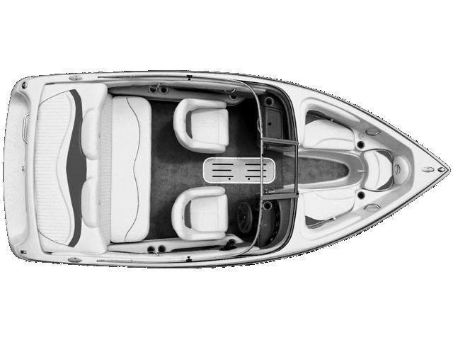 Layout Crownline Bowrider 18 SS