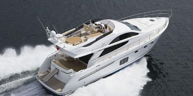 Fairline Phantom 48 Neuboot