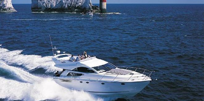 Fairline Phantom 50 Neuboot