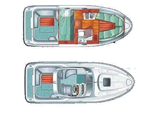 Layout Galeon Galia 777 Cruiser