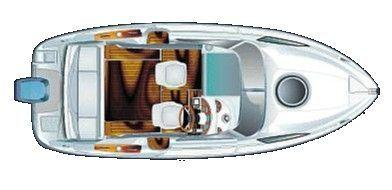 Layout Galeon Galia 620 Cruiser