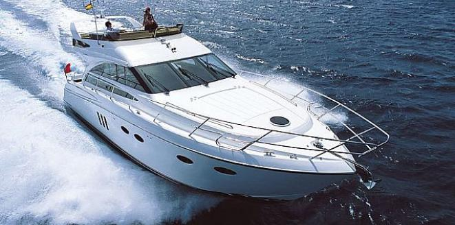 Princess Flybridge 54 Neuboot