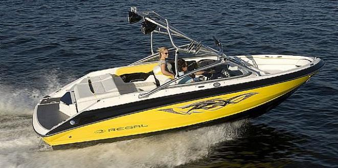 Regal Bowrider 2000 RX Neuboot