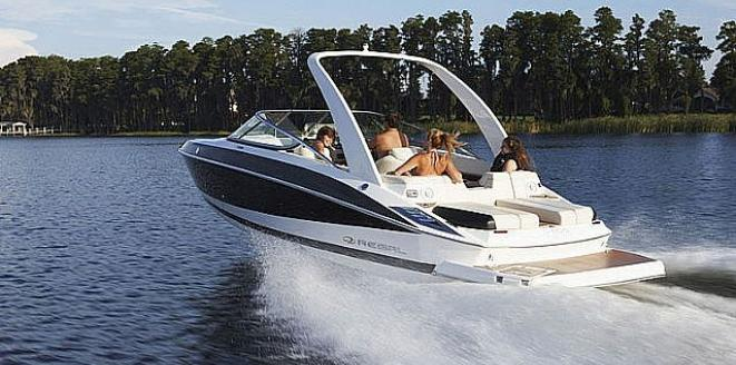Regal Bowrider 2500 Neuboot