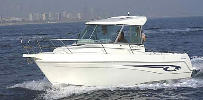 Astromar Egir 635 Top New boat