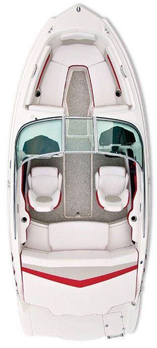 Layout Chaparral SSi WT Sport Boat 186