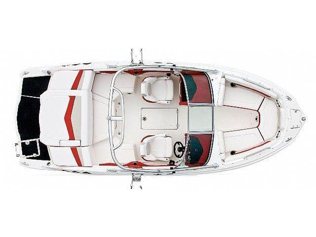 Layout Chaparral SSi WT Sport Boat 216