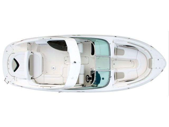 Layout Chaparral SSX Sport Boat 276