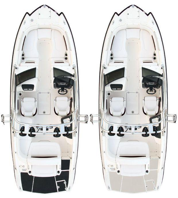 Layout Chaparral Xtreme Tow 244