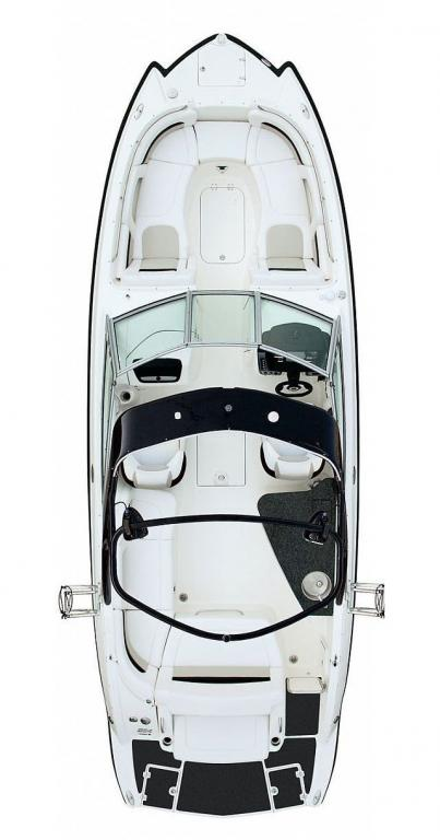 Layout Chaparral Xtreme Tow 264