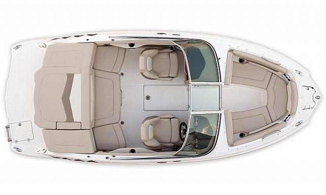 Layout Chaparral 196 SSi WT Sport Boat