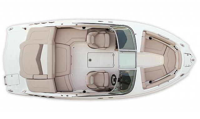 Layout Chaparral 206 SSi WT Sport Boat